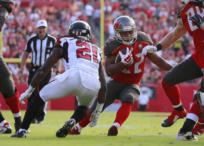 Atlanta Falcons vs. Tampa Bay Buccaneers - 9/11/16 NFL Pick, Odds, and Prediction