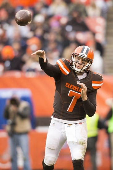 Cleveland Browns at Cincinnati Bengals - 10/23/16 NFL Pick, Odds, and Prediction