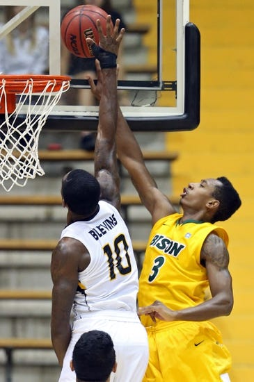 North Dakota State Bison vs. Nebraska Omaha Mavericks - 1/7/16 College Basketball Pick, Odds, and Prediction