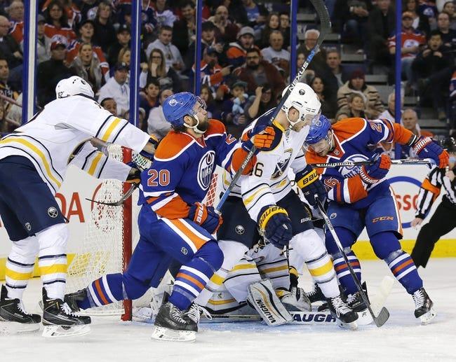 Sabres vs. Oilers - 3/1/16 NHL Pick, Odds, and Prediction
