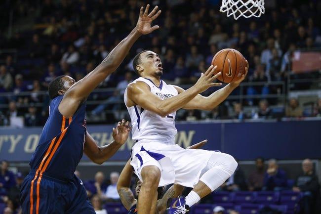 Washington vs. Cal State-Fullerton - 11/17/16 College Basketball Pick, Odds, and Prediction