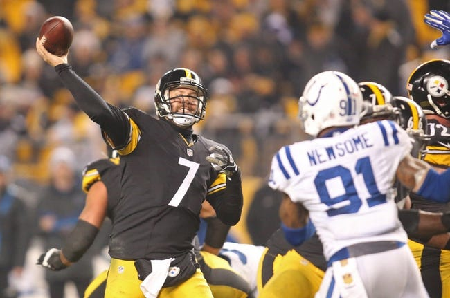 Indianapolis Colts at Pittsburgh Steelers NFL Score, Recap, News and Notes