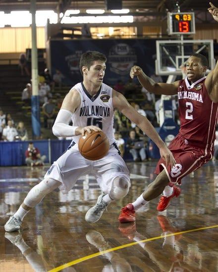Villanova Wildcats vs. Oklahoma Sooners Final 4 - 4/2/16 College Basketball Pick, Odds, and Prediction