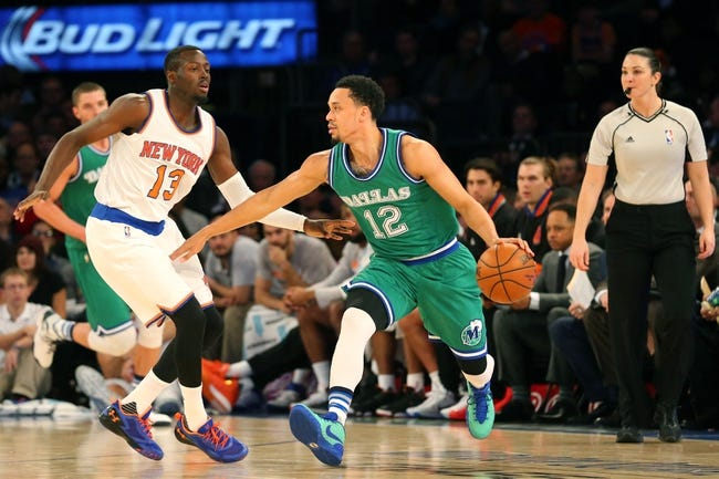 Mavericks vs. Knicks - 3/30/16 NBA Pick, Odds, and Prediction