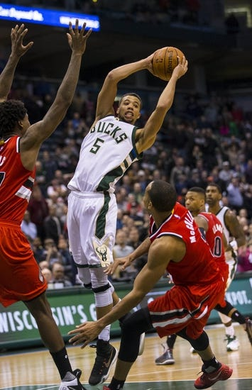 Portland Trail Blazers vs. Milwaukee Bucks - 2/2/16 NBA Pick, Odds, and Prediction