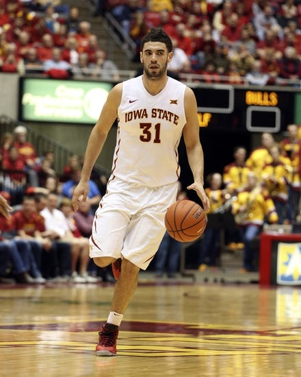Iowa State Cyclones vs. Iowa Hawkeyes - 12/10/15 College Basketball Pick, Odds, and Prediction