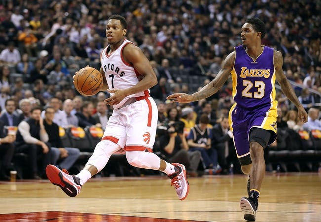 Toronto Raptors vs. Los Angeles Lakers - 12/2/16 NBA Pick, Odds, and Prediction