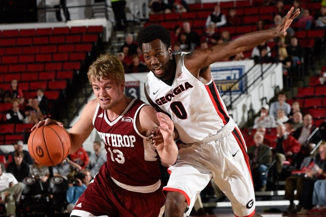 High Point Panthers vs. Winthrop Eagles - 2/25/16 College Basketball Pick, Odds, and Prediction