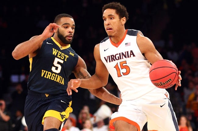 Virginia vs. Notre Dame - 1/2/16 College Basketball Pick, Odds, and Prediction