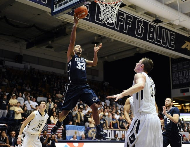 George Washington Colonials vs. Penn State Nittany Lions - 11/26/16 College Basketball Pick, Odds, and Prediction