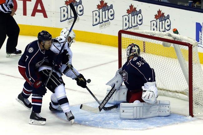 Los Angeles Kings vs. Columbus Blue Jackets - 10/25/16 NHL Pick, Odds, and Prediction