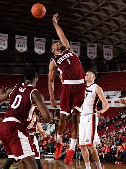 Alabama Crimson Tide vs. Winthrop Eagles - 12/16/15 College Basketball Pick, Odds, and Prediction