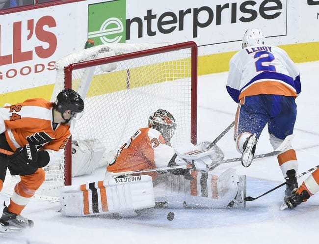 Flyers vs. Islanders - 1/9/16 NHL Pick, Odds, and Prediction
