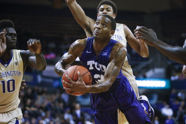 TCU Horned Frogs vs. Washington Huskies - 11/26/16 College Basketball Pick, Odds, and Prediction