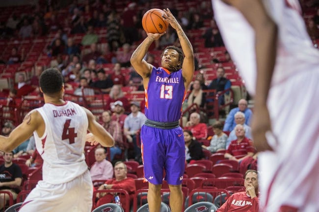 New Mexico vs. Evansville - 11/29/17 College Basketball Pick, Odds, and Prediction