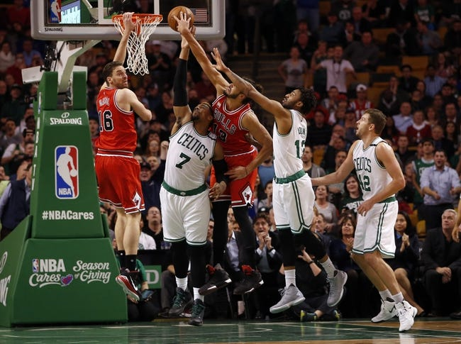 Celtics at Bulls - 1/7/16 NBA Pick, Odds, and Prediction