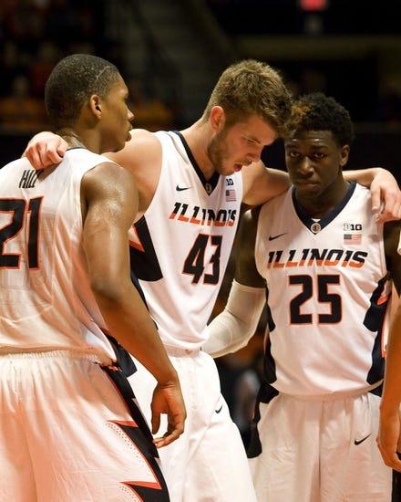 Illinois vs. Illinois-Chicago - 12/12/15 College Basketball Pick, Odds, and Prediction
