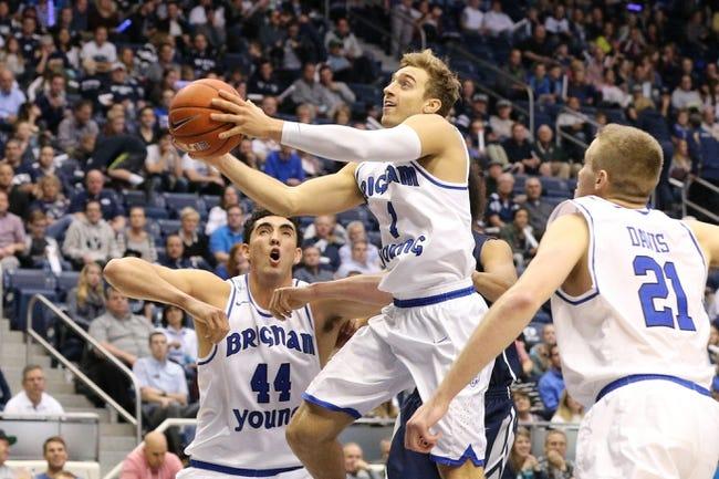 BYU vs. San Francisco - 1/9/16 College Basketball Pick, Odds, and Prediction