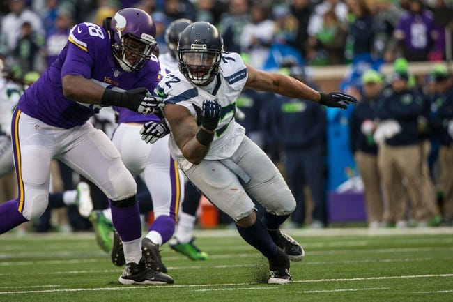 Minnesota Vikings vs. Seattle Seahawks NFL NFC Wildcard Playoff - 1/10/16 NFL Pick, Odds, and Prediction