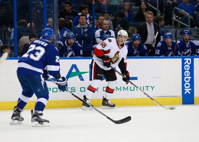 Senators vs. Lightning - 2/8/16 NHL Pick, Odds, and Prediction