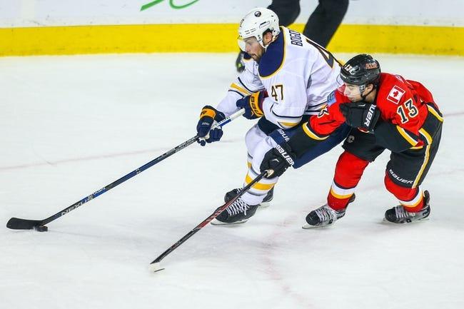 Sabres vs. Flames - 3/3/16 NHL Pick, Odds, and Prediction