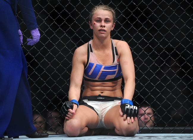 Rose Namajunas vs. Karolina Kowalkiewicz UFC 201 Pick, Preview, Odds, Prediction - 7/30/16