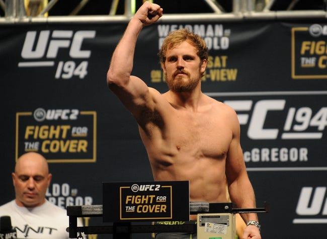Albert Tumenov vs. Gunnar Nelson UFC Fight Night 87 Pick, Preview, Odds, Prediction - 5/8/16