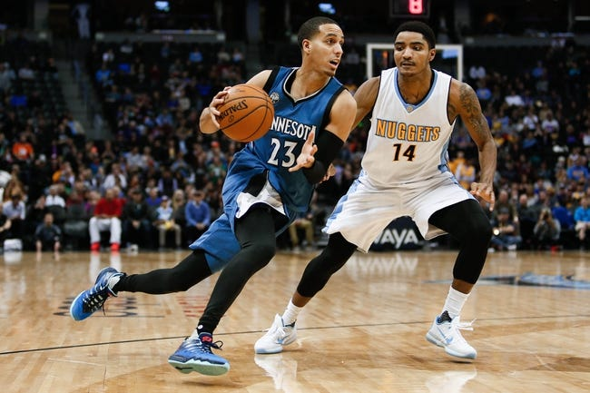 Minnesota Timberwolves vs. Denver Nuggets - 12/15/15 NBA Pick, Odds, and Prediction