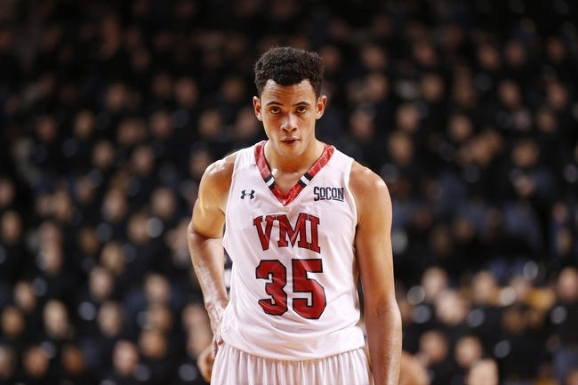 VMI Keydets vs. Western Carolina Catamounts - 2/6/16 College Basketball Pick, Odds, and Prediction