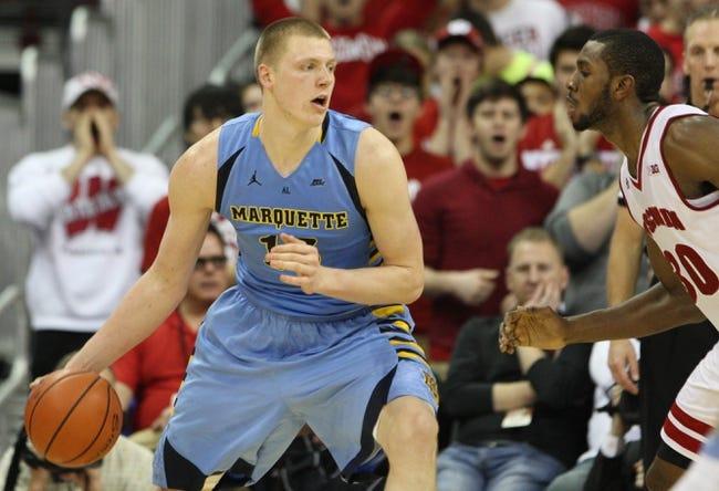 Marquette vs. Presbyterian - 12/27/15 College Basketball Pick, Odds, and Prediction