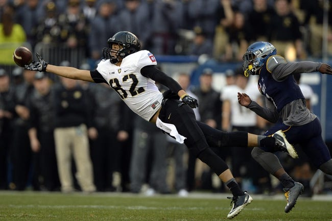 CFB | Army Black Knights (2-10) at Temple Owls (10-4)