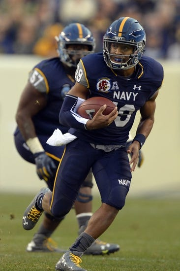CFB | Pittsburgh Panthers (8-4) at Navy Midshipmen (10-2)