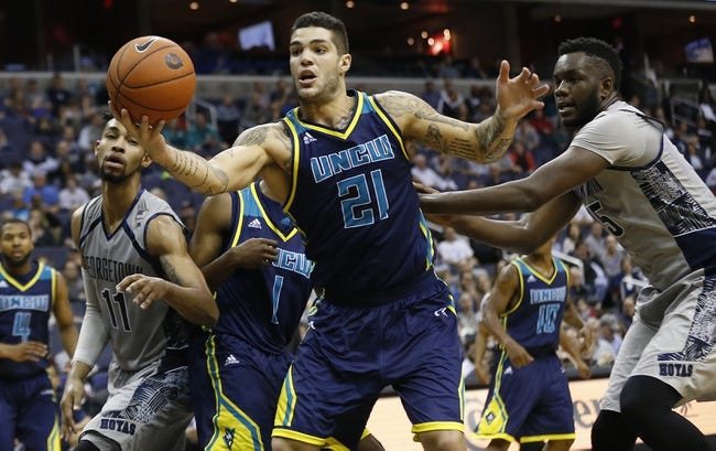 College of Charleston Cougars vs. UNC Wilmington Seahawks - 2/20/16 College Basketball Pick, Odds, and Prediction