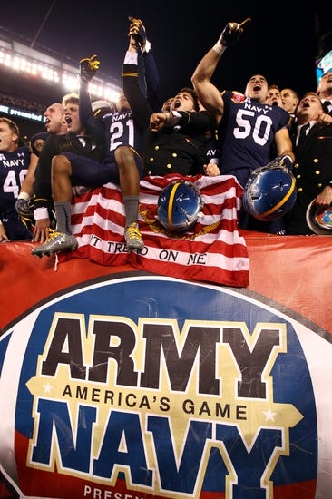 Navy Midshipmen vs. Army Black Knights - 12/10/16 College Football Pick, Odds, and Prediction