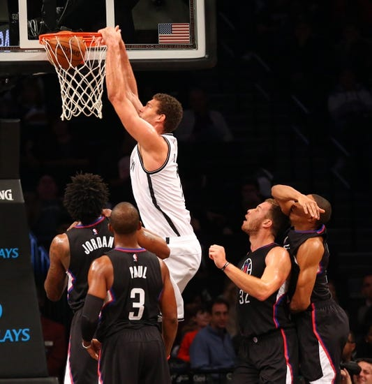 Brooklyn Nets at Los Angeles Clippers - 2/29/16 NBA Pick, Odds, and Prediction