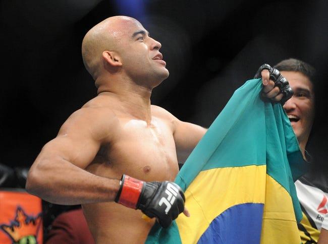 Warlley Alves vs. Bryan Barberena UFC 198 Pick, Preview, Odds, Prediction - 5/14/16