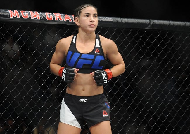 Rose Namajunas vs. Tecia Torres UFC Pick, Preview, Odds, Prediction - 4/16/16