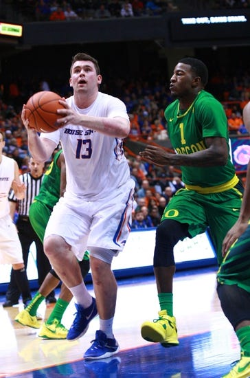 Oregon vs. Boise State - 12/1/17 College Basketball Pick, Odds, and Prediction