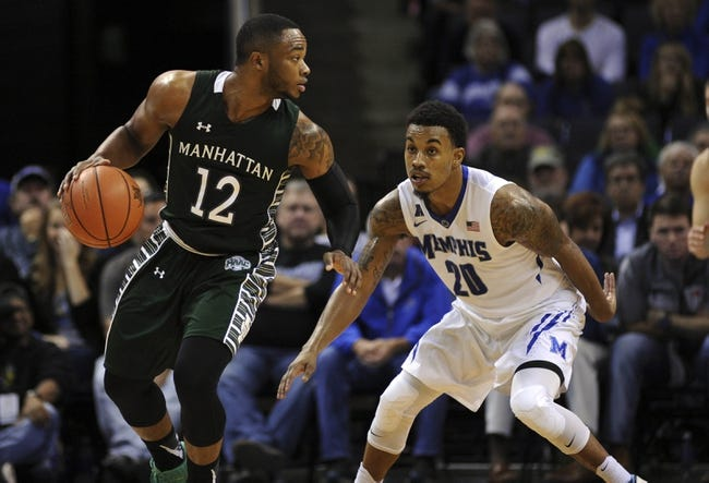 Manhattan vs. Winthrop - 11/15/16 College Basketball Pick, Odds, and Prediction