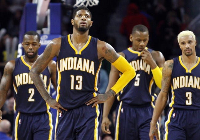 Indiana Pacers vs. Dallas Mavericks - 12/16/15 NBA Pick, Odds, and Prediction