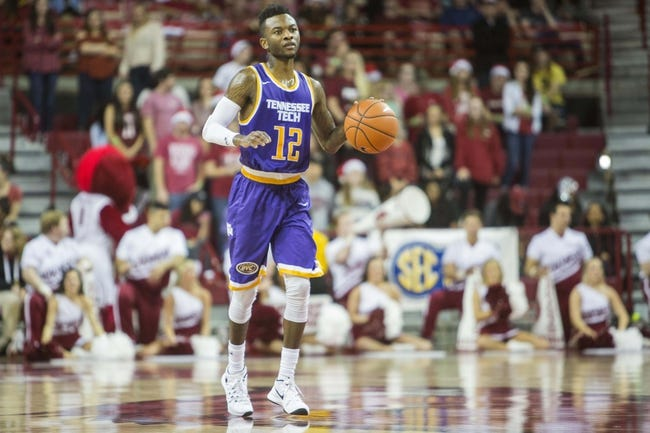 Tennessee Tech Golden Eagles vs. Tennessee State Tigers - 1/28/16 College Basketball Pick, Odds, and Prediction