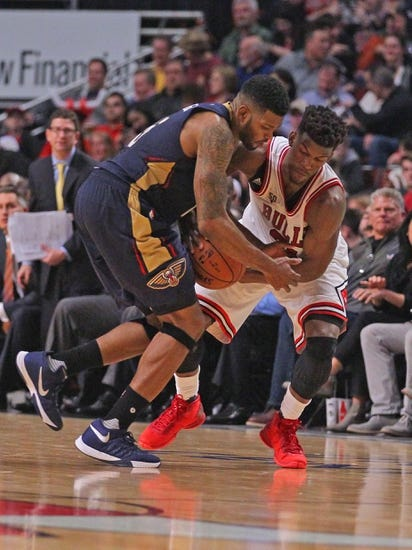 New Orleans Pelicans vs. Chicago Bulls - 4/11/16 NBA Pick, Odds, and Prediction