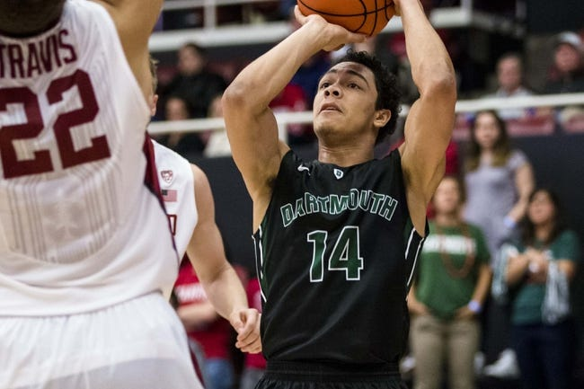 Pennsylvania Quakers vs. Dartmouth Big Green - 2/5/16 College Basketball Pick, Odds, and Prediction