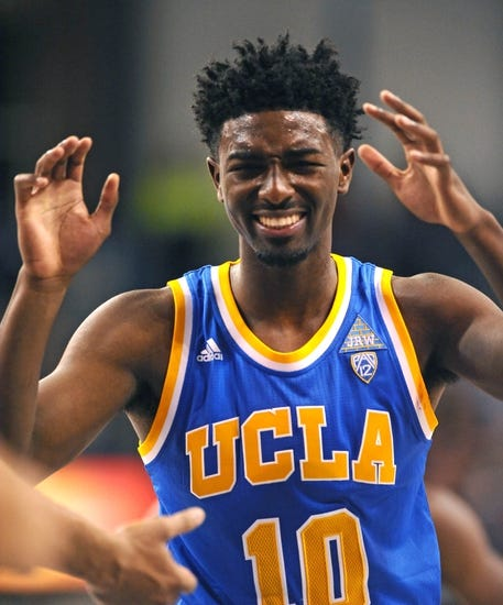 UCLA Bruins vs. Louisiana-Lafayette Ragin Cajuns - 12/15/15 College Basketball Pick, Odds, and Prediction