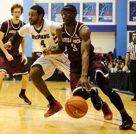 Arkansas-Little Rock Trojans vs. Louisiana-Monroe Warhawks - 1/9/16 College Basketball Pick, Odds, and Prediction