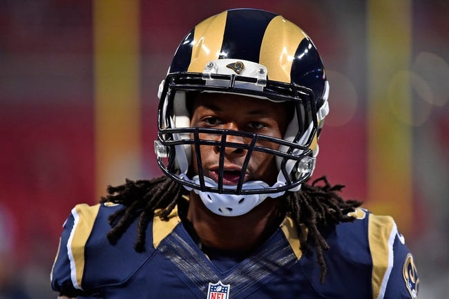 Fantasy Football 2015: Buccaneers at Rams Week 15 Preview