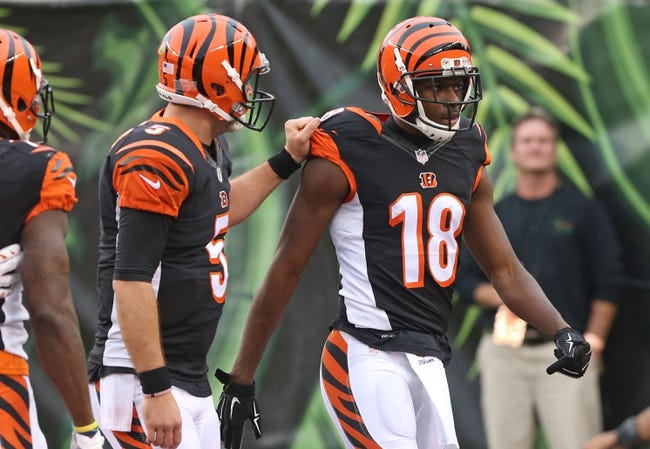 Miami Dolphins at Cincinnati Bengals - 9/29/16 NFL Pick, Odds, and Prediction