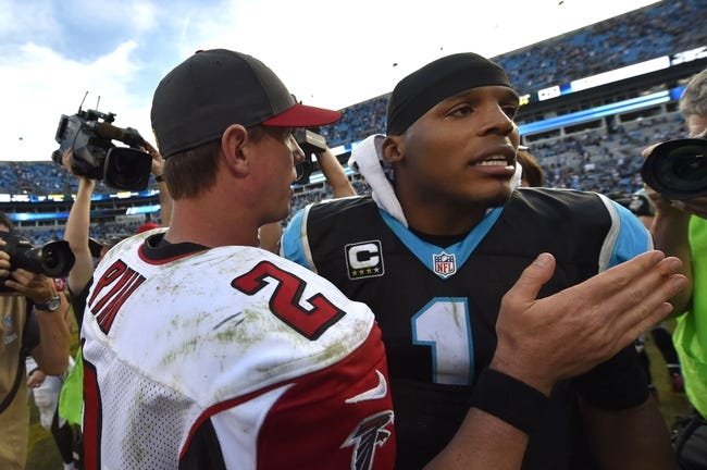 Carolina Panthers vs. Atlanta Falcons - 12/24/16 NFL Pick, Odds, and Prediction