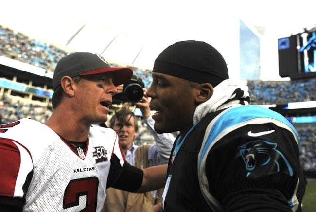 Atlanta Falcons vs. Carolina Panthers - 10/2/16 NFL Pick, Odds, and Prediction