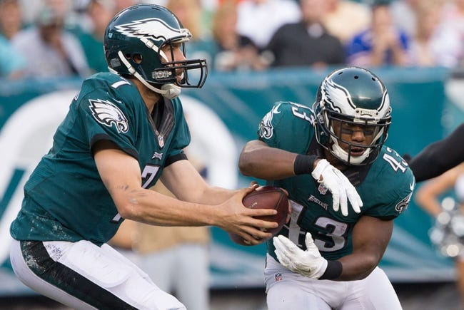 Eagles vs. Cardinals - 12/20/15 NFL Pick, Odds, and Prediction